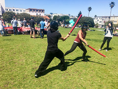 IMG_1229 (khwken) Tags: axion sword swordsmanship fitness cardio martial arts detox sf doreles foam foamsword