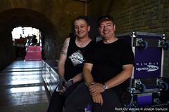 Staff & Backstage Mercredi 03 août 2016 /