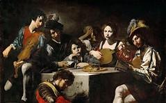 The Influence of Caravaggio (artpicktexture) Tags: the influence caravaggio