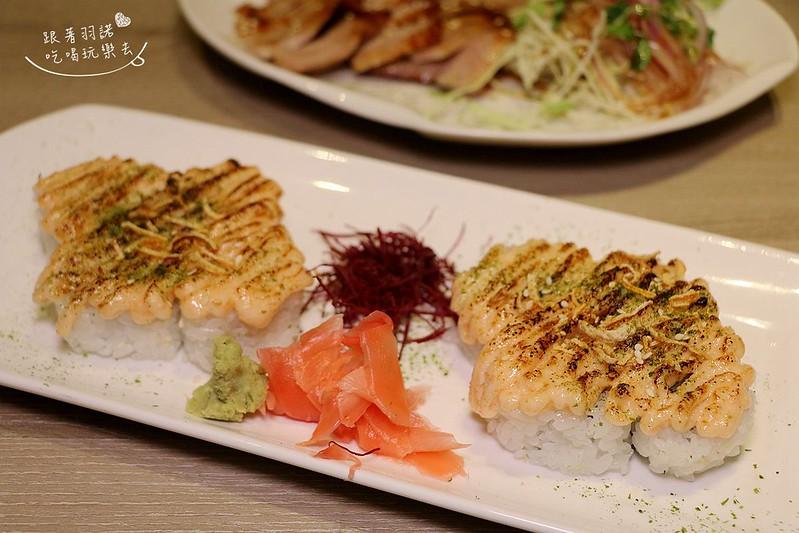 CA rolls 高級美日式創意料理天母棒球場美日式075