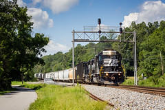 T12 at Blair (Peyton Gupton) Tags: ns norfolk southern t12 blair