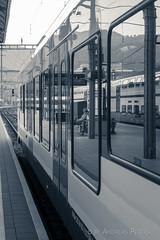 DSC05908_s-2 (AndiP66) Tags: reflections reflektionen licht light bahnhof train station olten schweiz switzerland sony dscrx100ii dscrx100m2 rx100ii rx100m2 andreaspeters