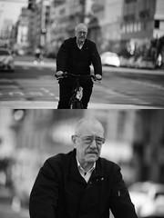 [La Mia Citt][Pedala] (Urca) Tags: milano italia 2016 bicicletta pedalare ciclista ritrattostradale portrait dittico bike bicycle biancoenero blackandwhite bn bw 872166