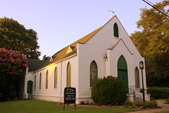 La Grange United Methodist Church (SeeMidTN.com (aka Brent)) Tags: lagrangehistoricdistrict nrhp 1928 lagrange tn tennessee fayettecounty tn57 methodist umc church bmok bmok2