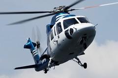 C-FZAA HELIJET SIKORSKY S-76A (Roger Lockwood) Tags: cfzaa helijet sikorskys76 vancouverharbourairport