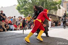 20160903-104422-5D3_7469 (zjernst) Tags: 2016 atlanta comic convention cosplay costume dragoncon klingon marvel parade startrek theflash crowd street