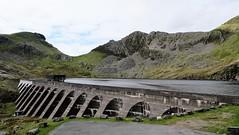 Stwlan dam (Biker T3) Tags: xt10 fujifilm dam hydroelectric stwlan