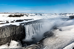 Mighty Dettifoss (cristiancoser) Tags: landscape iceland waterfall beautiful travel landscapephotography nikon d810 wow spectacular