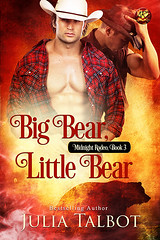 Big Bear, Little Bear (CoverReveals) Tags: contemporary rodeo gay glbt mm romance paranormal bears shifters