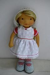 """Jessie 20"""" (Dearlittledoll) Tags: waldorf waldorfdoll dearlittledoll puppet organicdoll natural"""