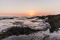 Mazara del Vallo (Rcri) Tags: mazara del vallo trapani sicilia sicily sunset tramonto sea mare landscape paesaggio sun sole canon eos 5550d nature