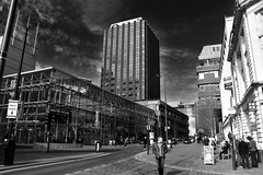 Cotton Fields Liverpool (18mm & Other Stuff) Tags: liverpool england monochrome nikon buildings urban echo uk gb