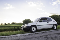 Peugeot 205 (Mr.xxxxxxxxxx17) Tags: peugeot 205 car rally automotive trip road journey