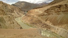 WP_20160903_11_52_19_Pro (sri_sanjeewa_bc) Tags: india ladakh jammukashmir leh travel nature naturelovers mountains rivers hemisnationalpark indusriver colddesert