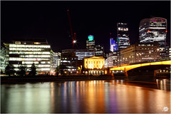 The City of London (Bill-Green) Tags: thethames thecity thewalkietalkie theleadenhallbuilding londonbridge tower42