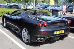 Ferrari F430 Spyder (limecow96) Tags: ferrari f430 spyder nurburgring fast exotic dreamcars supercars