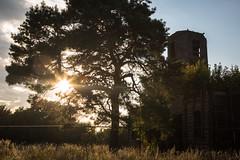 Sunset. (Oleg.A) Tags: kamzolkavillage saintnicolaschurch penzaregion russia kamzolka penzenskayaoblast ru orthodox