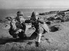 US Army rifle training. Portrush March 1942 (G.I.N.I) Tags: usarmy portrush 34thinfantrydivision 1942 northernireland ww2 countyantrim 168thinfantryregiment