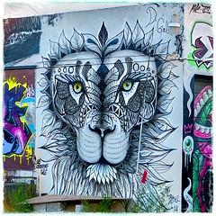Wynwood, Miami/FL (Ulla51) Tags: ulla51 urlaub usa florida miami wynwood graffiti zentangle kunst art