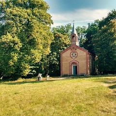 Kirche (ThomasKohler) Tags: kirche speck church dorfkirche mecklenburg müritznationalpark nationalparkmüritz landkreisseenplatte