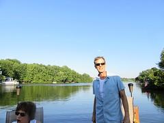 Jim at Lake Thoreau Boat Party (procktheboat) Tags: lakethoreau boatparty boatbash restonvirginia restonva