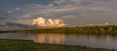 _DSC0027-Pano-2 (johnjmurphyiii) Tags: 06416 clouds connecticut connecticutriver cromwell originalnef riverroad sky summer tamron18270 usa johnjmurphyiii pano panorama stitch