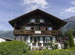 Swiss Chalet (l4ts) Tags: europe switzerland swissalps berneseoberland bern brienz woodcarving swisschalet