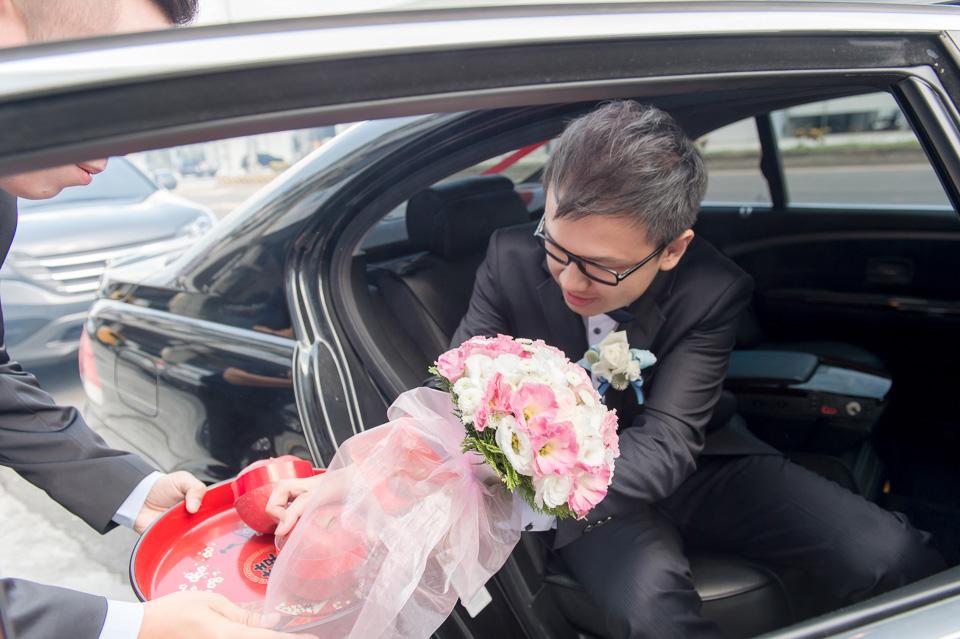 台南婚攝 情定婚宴城堡永康館 婚禮紀錄 C & V 034