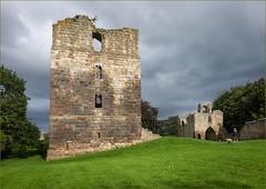 Etal Castle, Northumberland (Hector Patrick) Tags: fujifilmx100t lightroom66 northumberland castles etal floddenfield flickrelite