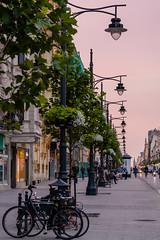 Lodz-13 (Alex Ignatov) Tags: europe lodz poland city cityscape cloud evening night sky streetphotography sunset lodzvoivodeship pl