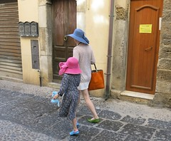 Saturday Colours - Walking in Cefalu (Pushapoze) Tags: italia italy sicilia cefalu