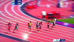 aug12 107 (raqib) Tags: sports sport mobile race tv athletics power champion fast jamaica hero bolt strength olympic olympics athlete sprint rc fastest poise 100m olympicgames iphone olympics2012 london2012 2012olympics usain 100metres usainbolt fastestman