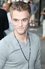 Aaron Carter, at The Cinema Society with MCM & Grey Goose screening of Magnolia Pictures' '2 Days in New York' at Landmark's Sunshine Cinema. New York City, USA