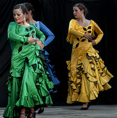 Zapateado (derrosenkavalier) Tags: dance danza flamenco sevillanas