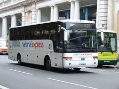 Arriva Midlands 3203 (YJ53 VFY) (M. Webster) Tags: london coach midlands vanhool daf arriva alizee t9 3203 sb4000 yj53vfy