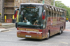 PARRYS INTERNATIONAL YJ11AOA CITY OF WELLS (bobbyblack51) Tags: city edinburgh wells international hay 2012 vanhool astron parrys of t917 yj11aoa chesleyn