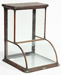 3022. Antique Advertising Counter Top Display Case