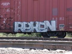 Reken (CholmesYSK) Tags: graffiti freight reken