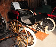 1902 Olds (D70) Tags: 3 canada museum model bc gap dash r valley curved olds oldsmobile 1902