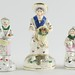 223. Antique Staffordshire Figures