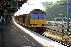 60012 at Ipswich (tibshelf) Tags: ipswich class60 60012