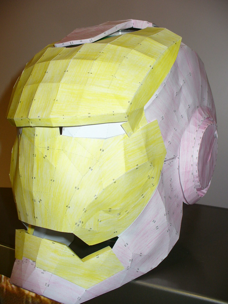 The World S Most Recently Posted Photos Of Helmet And Papercraft