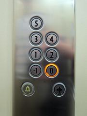 Hotel delle Nazioni (pr0digie) Tags: italy rome hotel buttons elevator nazioni