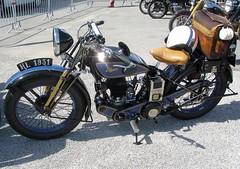 Terrot HL 350cc 1931 (gueguette