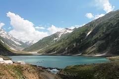 Saif-ul-Maluk Lake (SharjeelHafeez) Tags: pakistan lake nature fairies naran saifulmaluk babusar lulusar nautral