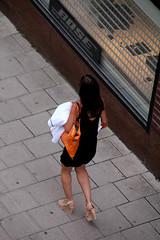 From Above (josephzohn | flickr) Tags: girls people fromabove tjejer mnniskor uppifrn brahegatan