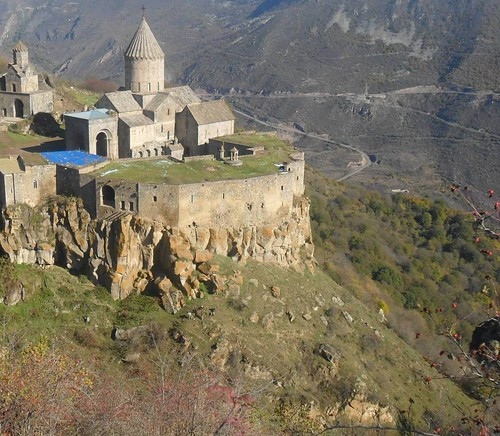Tatev reforestation site