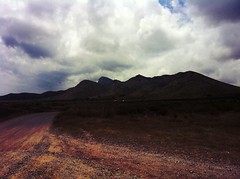 Murcia, Calblanque (JavierDeCuir) Tags: parque sky espaa mountain spain natural south murcia cielo sur montaa pea aguila calblanque cobaticas jordanas covaticas