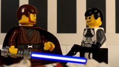 """We have to warn the Jedi Council!"" (Judge's Court) Tags: lost starwars order lego peak 66 clones stark saga legostarwars sneak lostsaga"