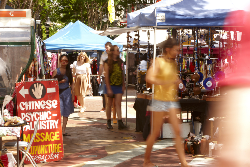 Valley Markets by Brisbane City Council, on Flickr